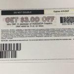 Hot Printable Coupons  $3 Off Huggies, Bogo Free Now Mints   Bogo Free Coupons Printable