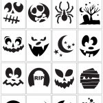 How To Carve The Coolest Pumpkin On The Block (Carving Stencils   Free Pumpkin Printable Carving Patterns