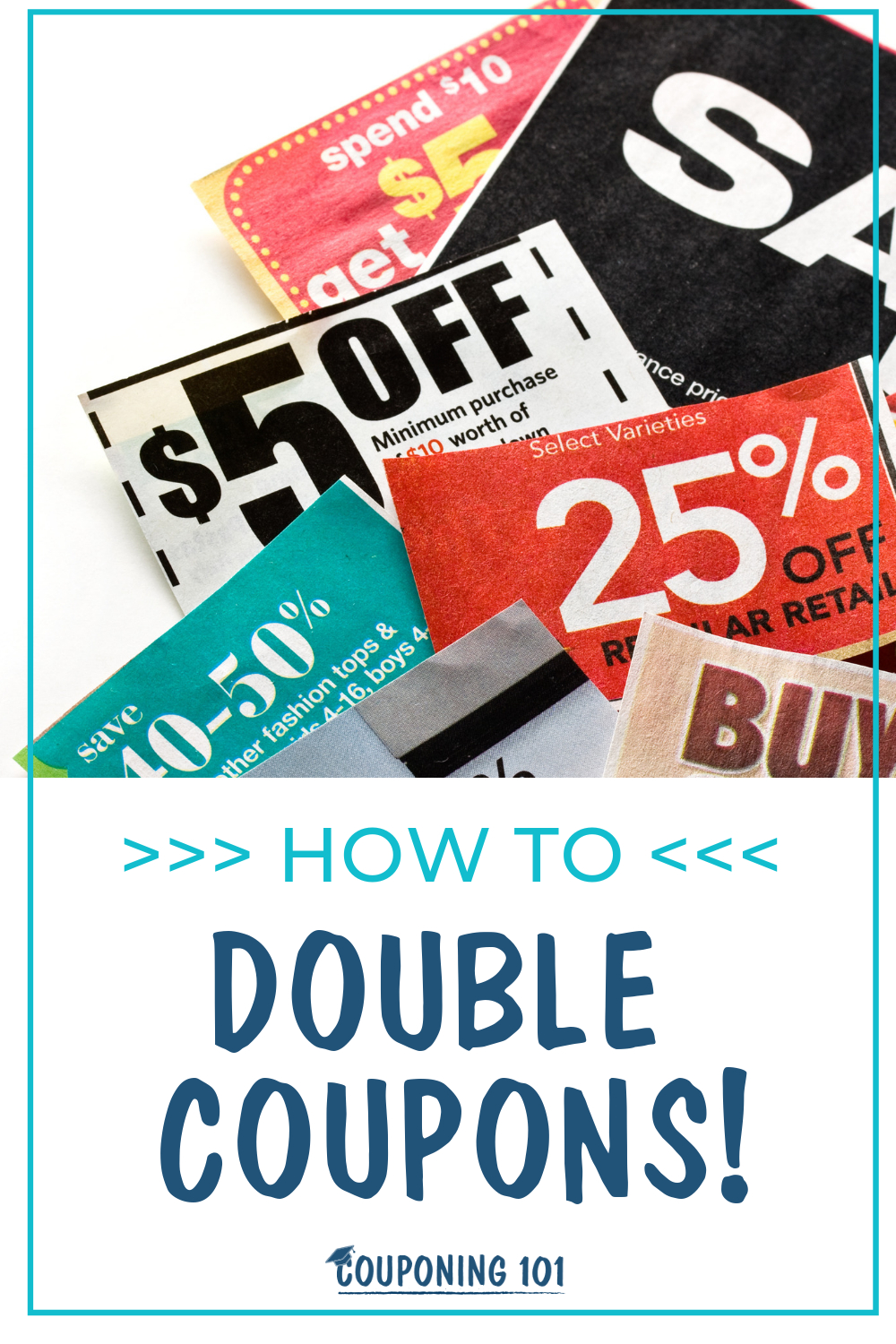 How To Double Coupons & What Does Doubling Coupons Mean - Free Printable Coupons For Panama City Beach Florida