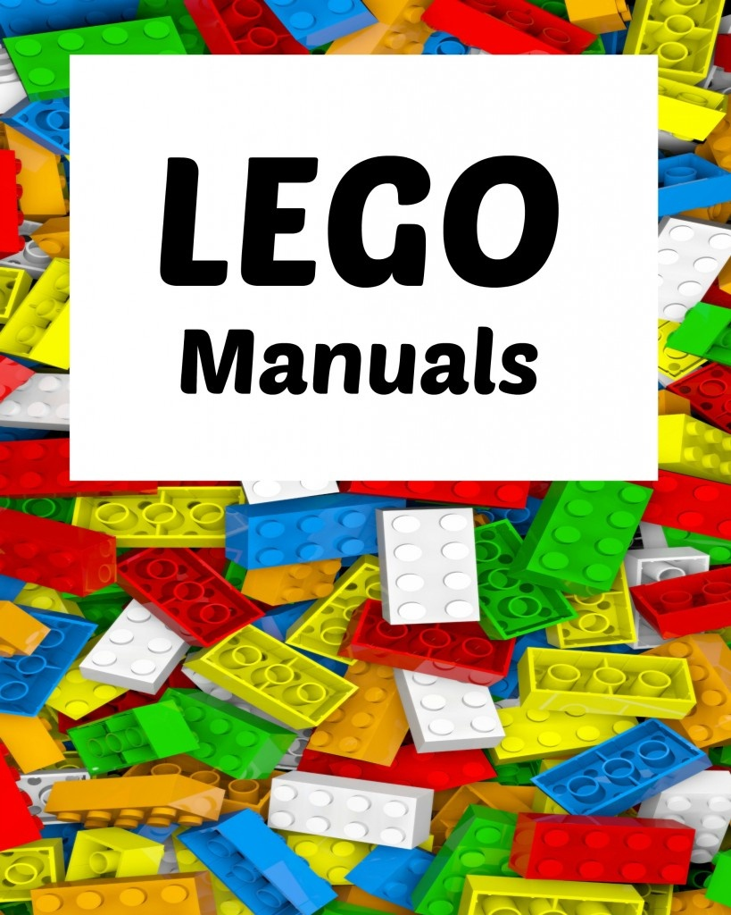 Free Printable Lego Instructions | Free Printable