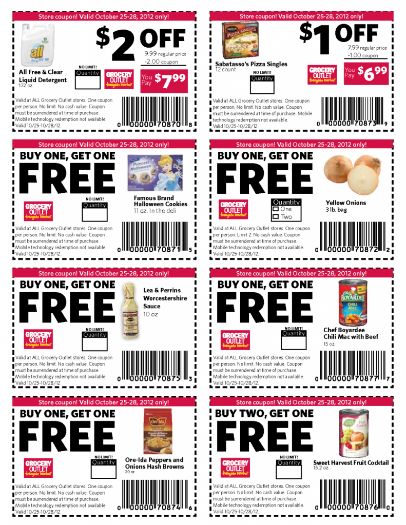 How To Start Couponing For Beginners: 2019 Guide - Thrifty Nomads - Free Printable Grocery Coupons
