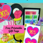 How To Throw A Rad 90's Theme Party | Eventotb | 90S Theme Party   Printable 90S Props Free