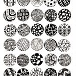 Inspiredzentangle: Patterns And Starter Pages · Craftwhack   Free Printable Zentangle Templates