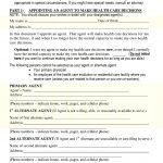 Kaiser Healt Care Directives   Fill Online, Printable, Fillable   Free Printable Advance Directive Form