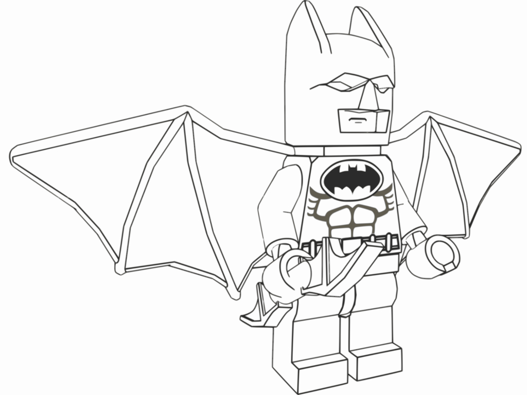 Lego Batman Coloring Pages Printable — Printable Coloring Pages - Free Printable Batman Coloring Pages