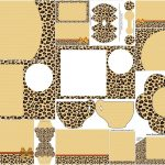 Leopard Prints: Free Printable Invitation. | Party | Free Printable   Free Printable Cheetah Birthday Invitations