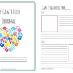 Let's Choose To Be Grateful! Free Printable 31 Day Gratitude Journal   Free Printable Gratitude Worksheets