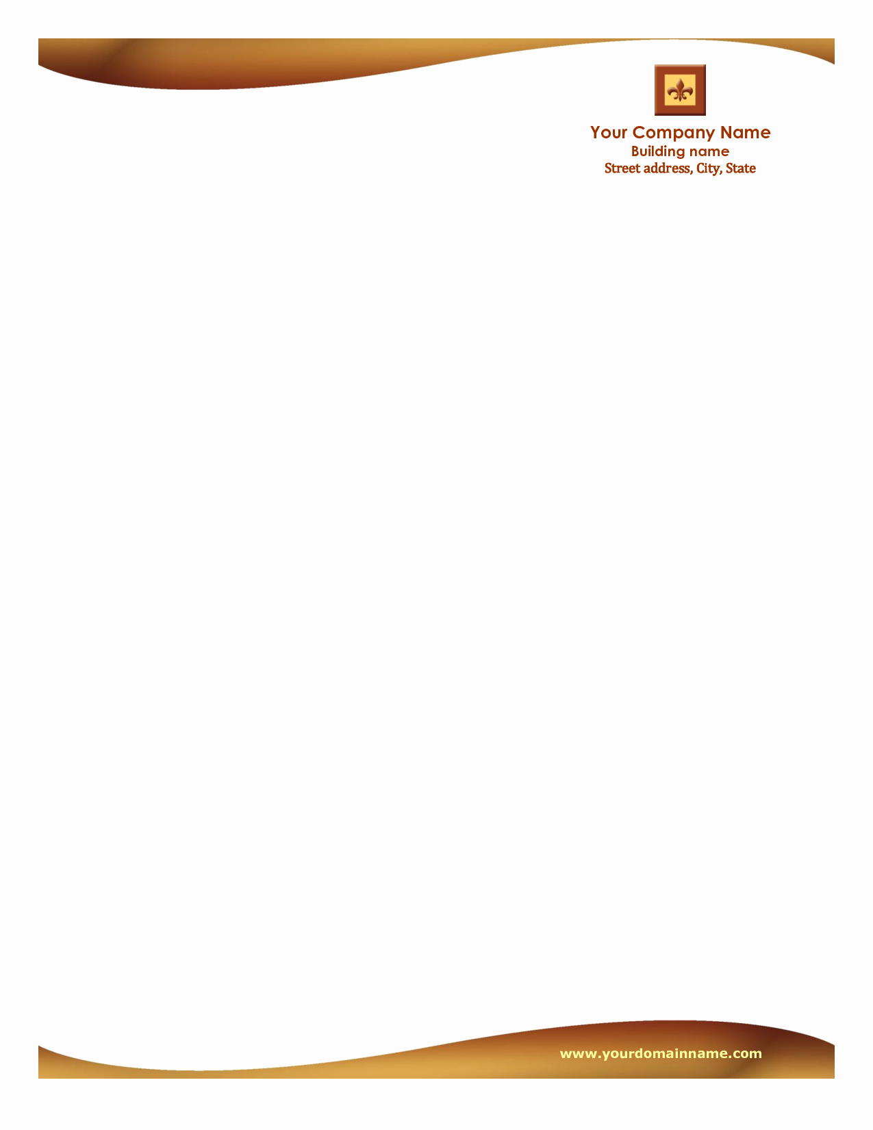 Letterhead Template Editable Letterhead Templates Free Free - Free Printable Letterhead Templates