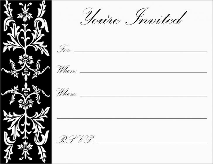 Free Printable 70Th Birthday Party Invitations