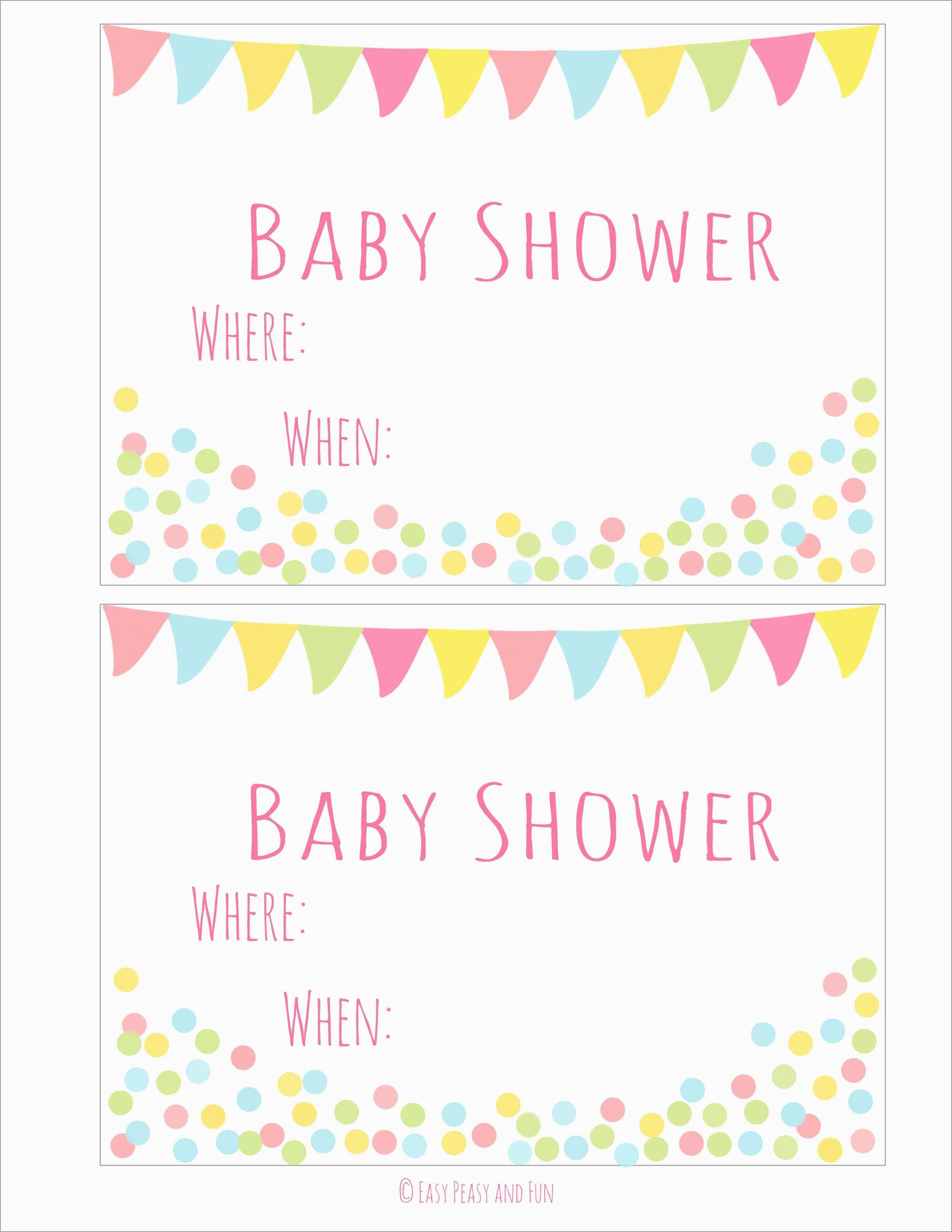 Luxury Free Baby Shower Invitation Templates | Best Of Template - Free Printable Baby Shower Invitation Maker