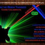 Luxury Free Printable Laser Tag Invitation Template | Best Of Template   Free Printable Laser Tag Invitation Template