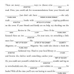 Mad Libs On Pinterest | Mad Libs For Adults, Free Mad Libs And   Free Printable Mad Libs