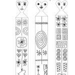 Madejoel » Valentine's Card Creatures | Kids Craft Printable   Free Printable Valentine's Day Stencils