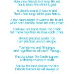 Make New Friends Printable Girl Scout Song Lyrics   Free Printable Song Lyrics