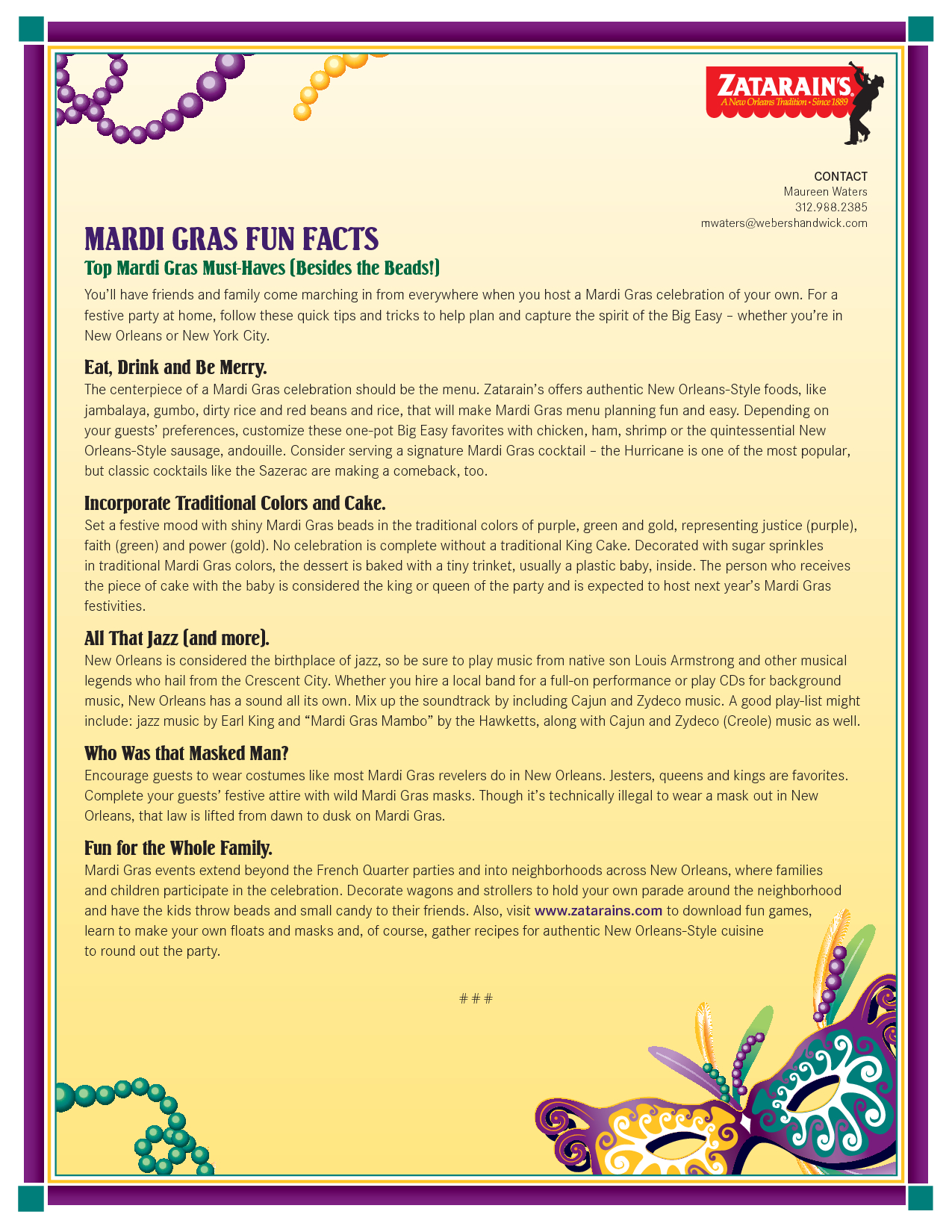 Mardi Gras Trivia. Mardi Gras Masks   Family   Mardi Gras Party - Free Printable Mardi Gras Games