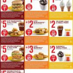 Mcdonalds Free Coupon Booklet | Printable Coupons Online   Free Printable Mcdonalds Coupons Online