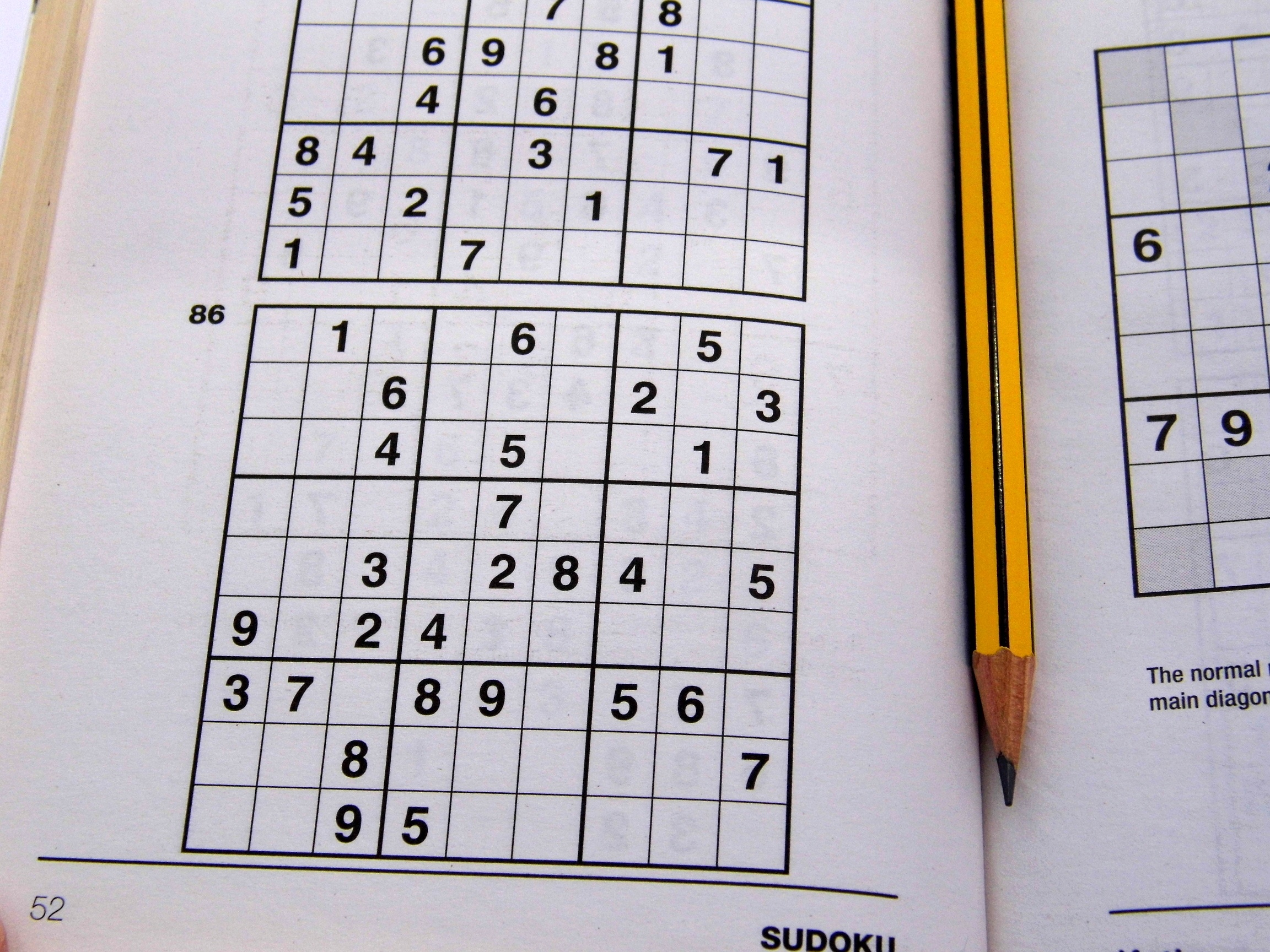 Medium Printable Sudoku Puzzles 6 Per Page – Book 1 – Free Sudoku - Free Printable Sudoku Books