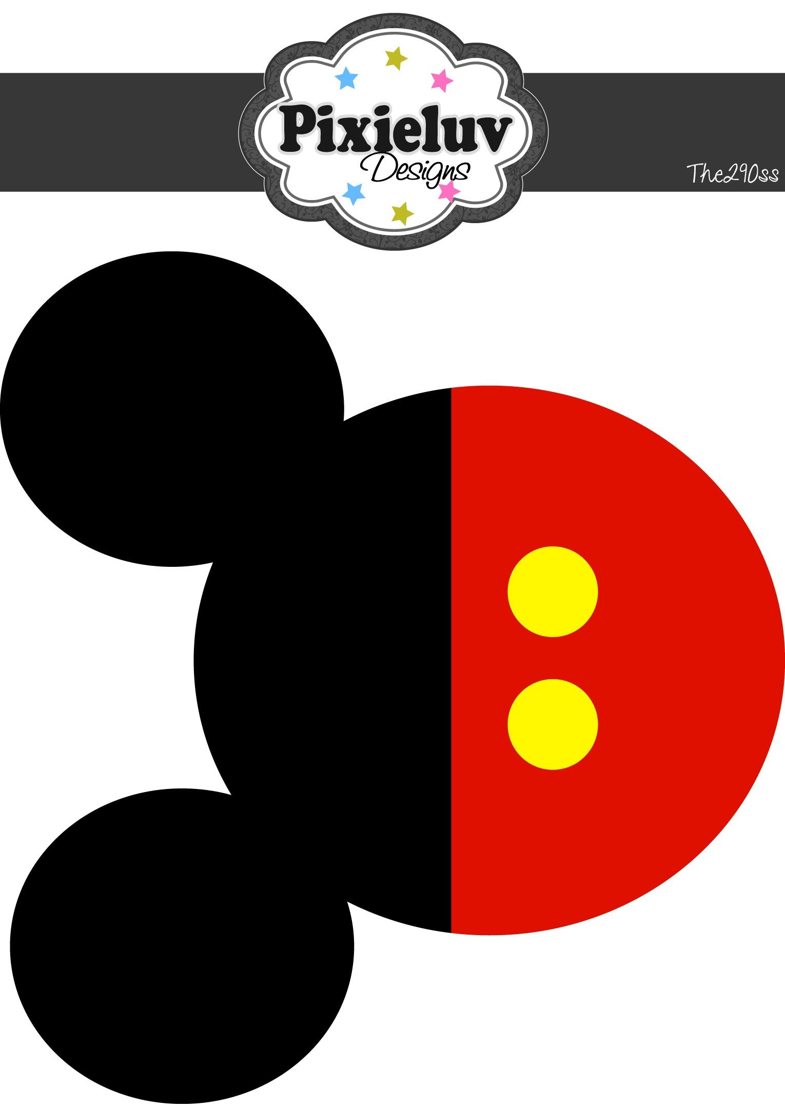 Mickey Mouse Birthday Banner Free Printables.i Am Sure I Could - Free Printable Mickey Mouse Birthday Banner