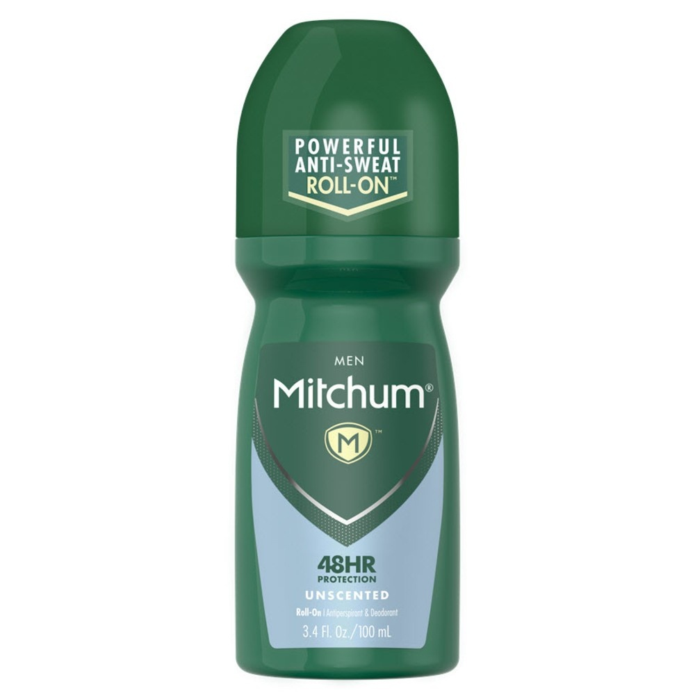 Mitchum Men Advanced Invisible Roll-On Antiperspirant & Deodorant - Free Printable Coupons For Mitchum Deodorant