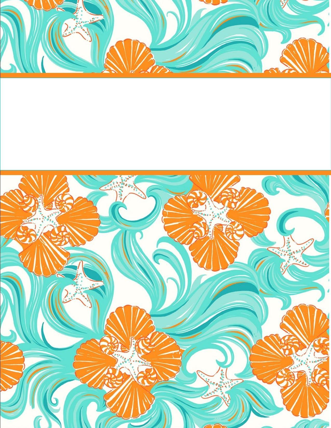 My Cute Binder Covers | Happily Hope - Cute Free Printable Binder Covers