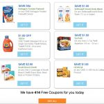 New Grocery Coupons From I'm In! | Coupons, Coupon Codes, Deals And   Free Printable Food Coupons For Walmart