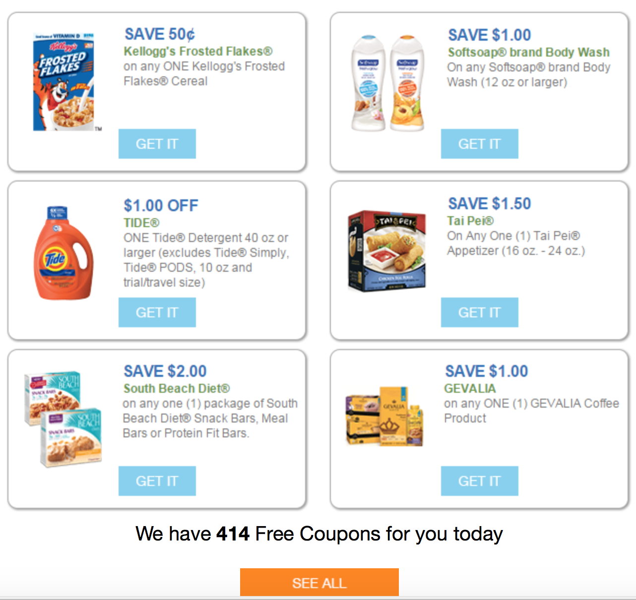 New Grocery Coupons From I'm In! | Coupons, Coupon Codes, Deals And - Free Printable Food Coupons For Walmart
