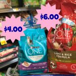 New Purina One Coupons | Dry Cat Food = $4.00 And Dry Dog Food   Free Printable Coupons For Purina One Dog Food