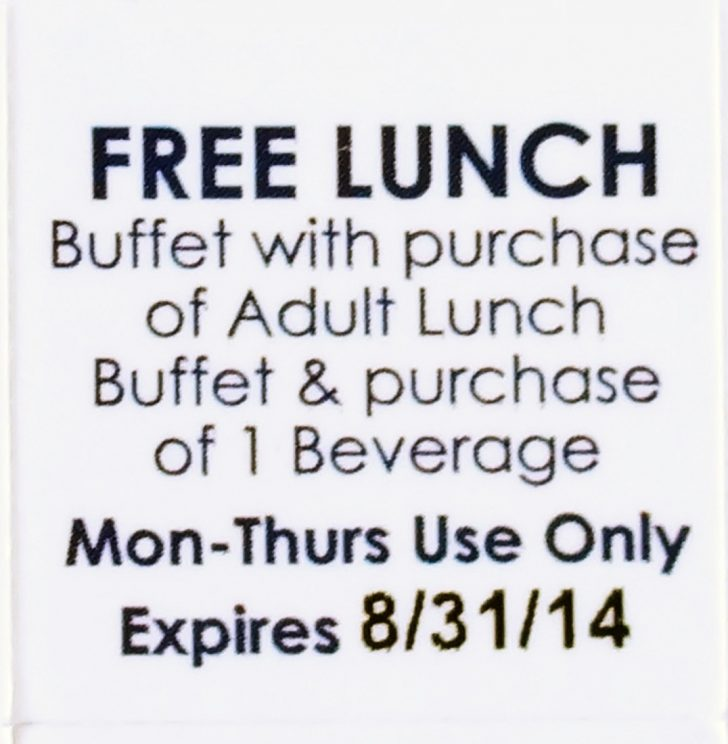 Old Country Buffet Printable Coupons Buy One Get One Free