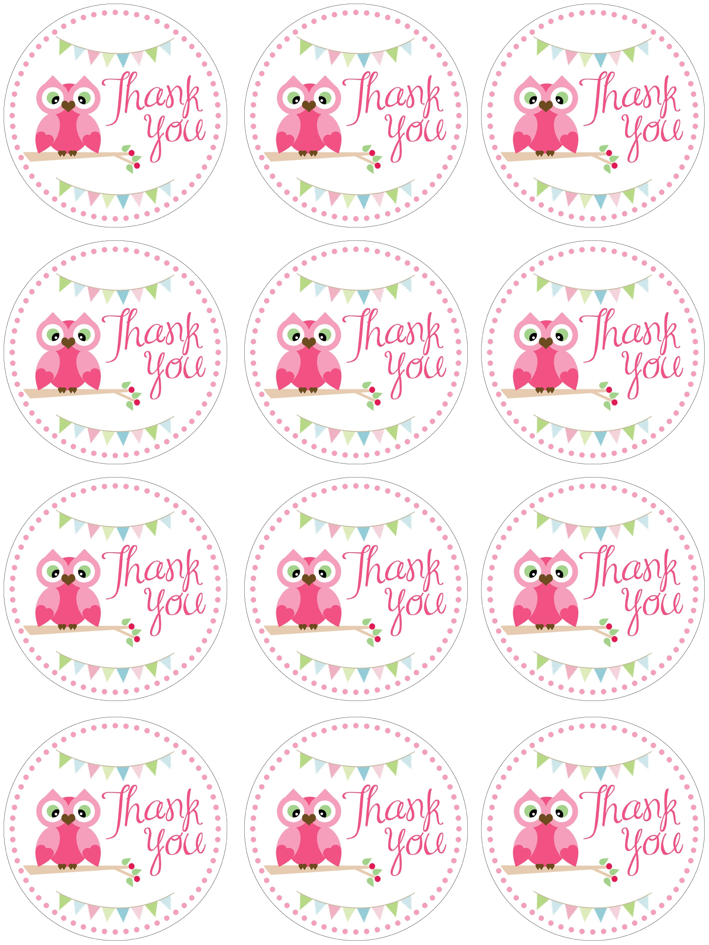 Photo : Good Baby Shower Gift Image - Free Printable Ready To Pop Labels