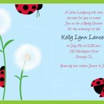 Photo : Nw Rlp 443 Jpg Image   Free Printable Ladybug Baby Shower Invitations Templates
