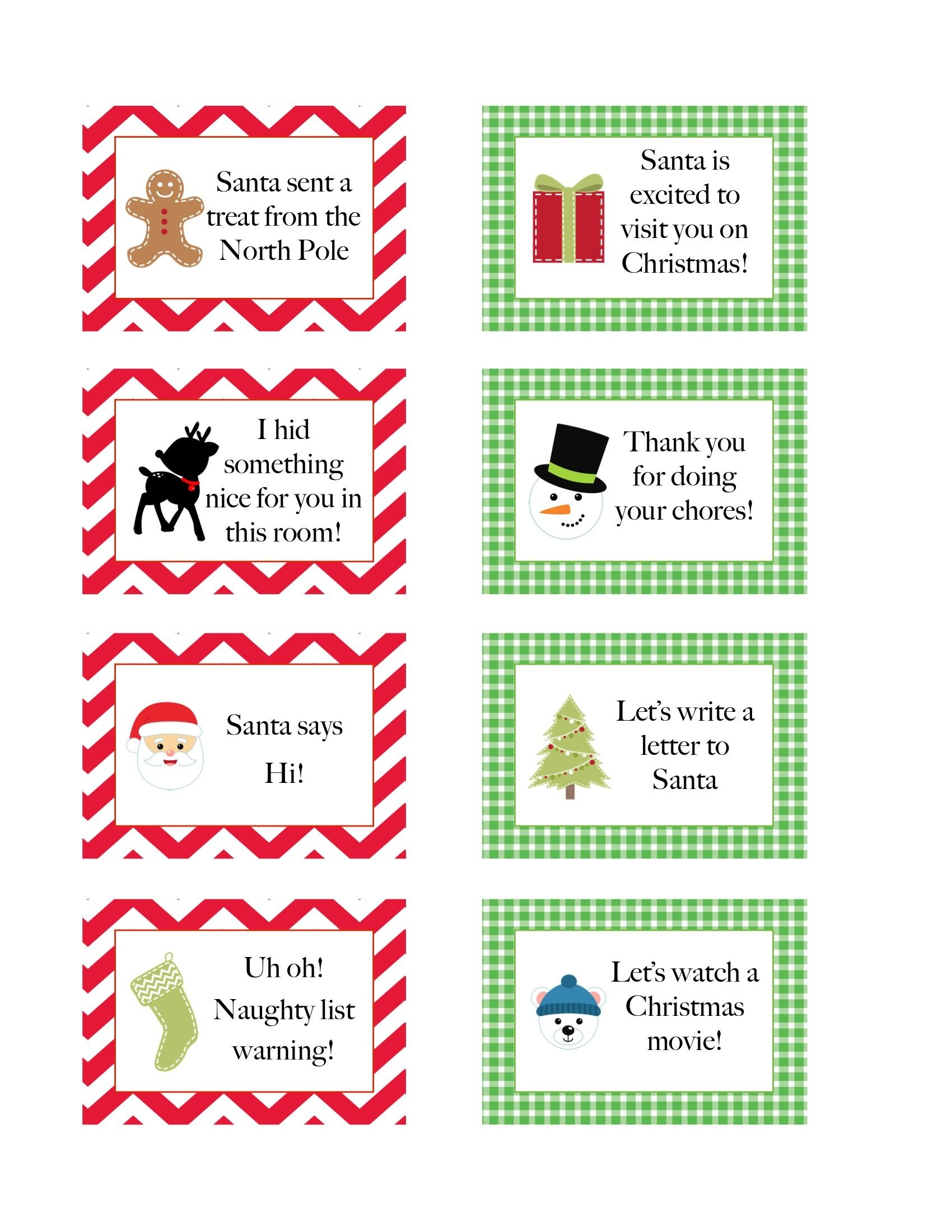 Pincrafty Annabelle On Elf On The Shelf Printables & Ideas   Elf - Free Printable Elf On The Shelf Notes