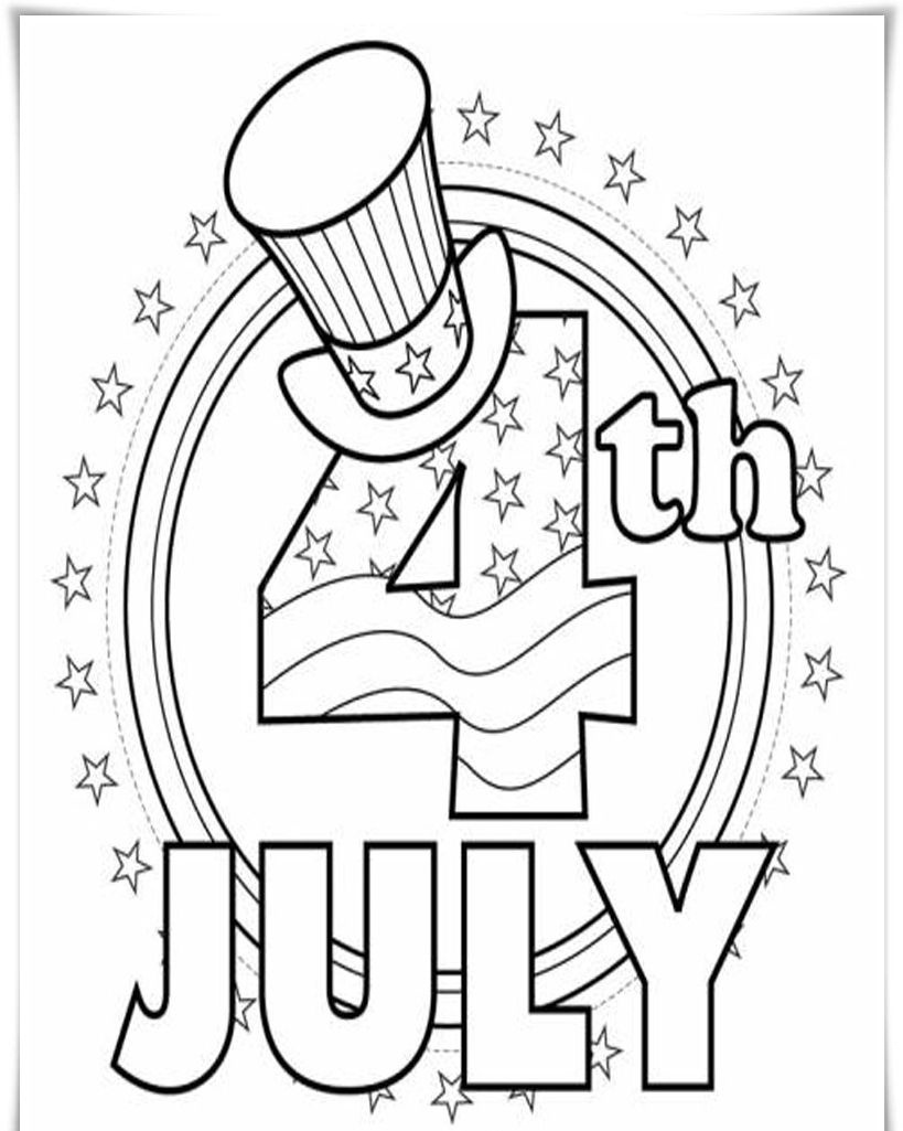 Pinkatherine On Good Ideas | 4Th Of July Fireworks, Happy 4 Of - Free Printable 4Th Of July Coloring Pages