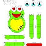Pintammy Strickler On Printables   Frog Crafts, Frog Crafts   Free Printable Craft Activities