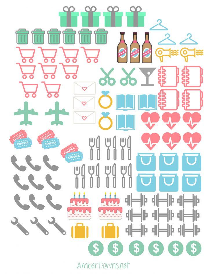 Free Printable Stickers