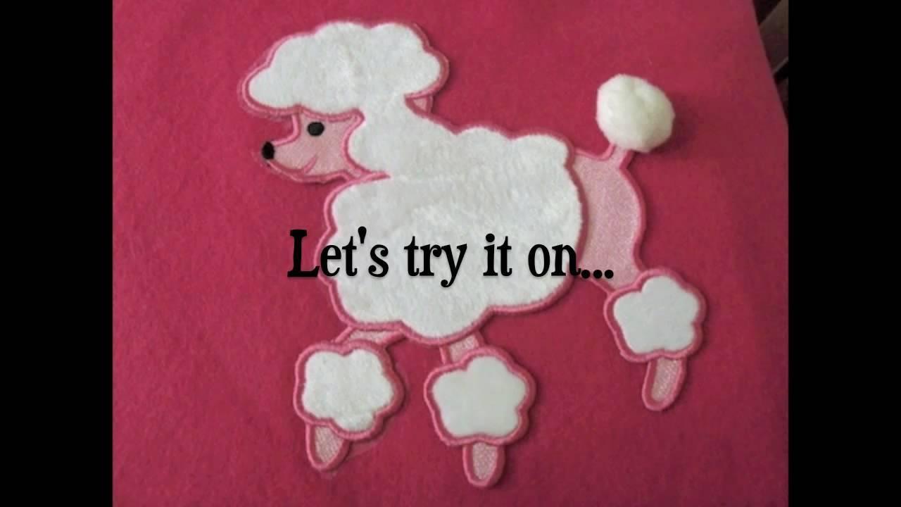Poodle Skirt Poodle Template. Pieces Piece Poodles Poodle Template - Free Printable Poodle Template