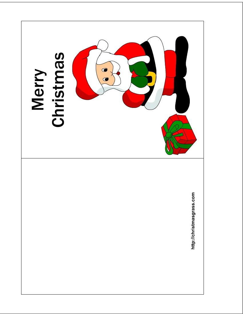 Print Free Christmas Cards Online - Christmas Printables - Free Printable Xmas Cards Online