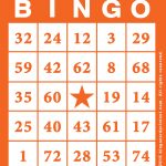 Printable Bingo Cards 1 90   Bingocardprintout   Free Printable Number Bingo Cards 1 20