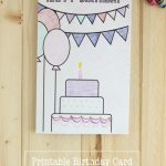 Printable Birthday Coloring Pages | Printables | Coloring Birthday   Free Printable Funny Birthday Cards For Dad