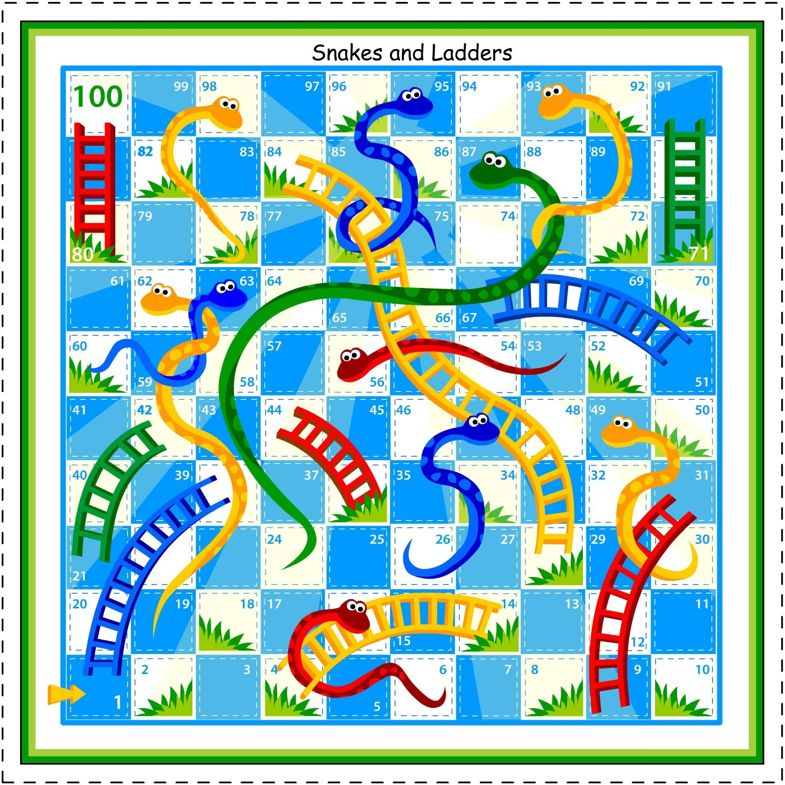 Printable Board Games - Best Coloring Pages For Kids - Free Printable Board Games