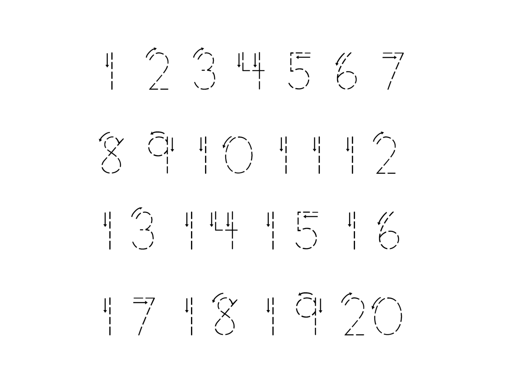 Printable Bubble Numbers (84+ Images In Collection) Page 1 - Free Printable Bubble Numbers