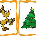 Printable Christmas Cards   Esl Flashcards   Free Printable Xmas Cards Download