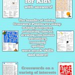 Printable Crossword Puzzles For Kids | My Classroom | Printable   Free Printable Variety Puzzles