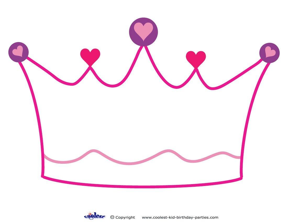 Printable Crown Decoration - Coolest Free Printables | Princess - Free Printable Crown