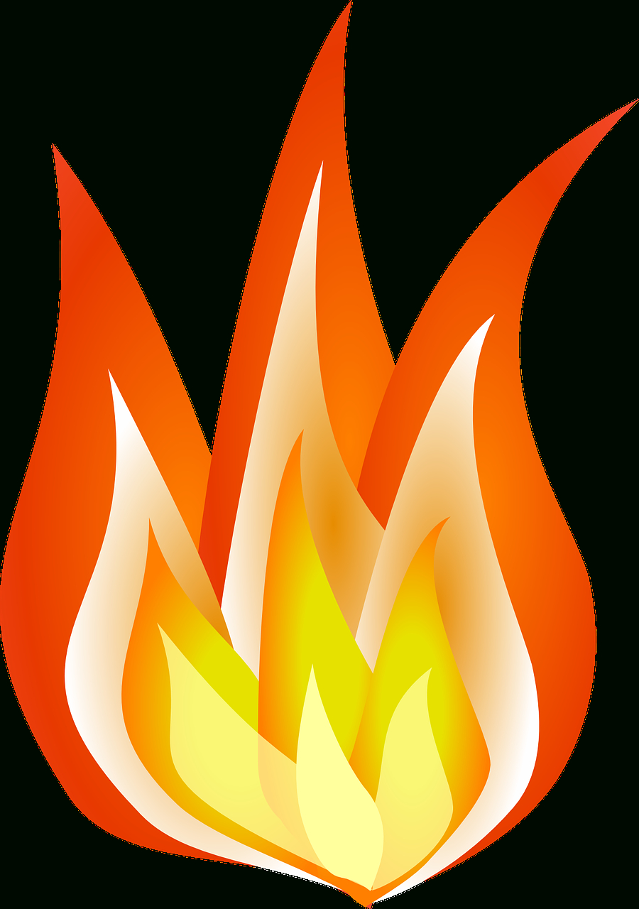 Printable Flames How To Draw Flames Fire Free Stencils 7 - Printable - Free Printable Flame Template