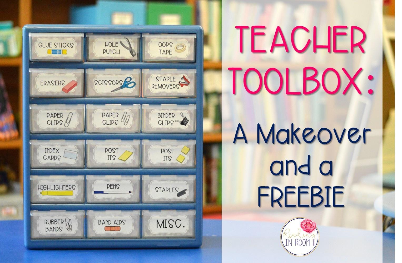 Printable Labels For Teacher Toolbox   Download Them Or Print - Free - Free Printable Teacher Toolbox Labels