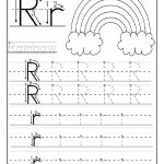 Printable Letter R Tracing Worksheets For Preschool | Teacher   Free Printable Preschool Worksheets For The Letter R