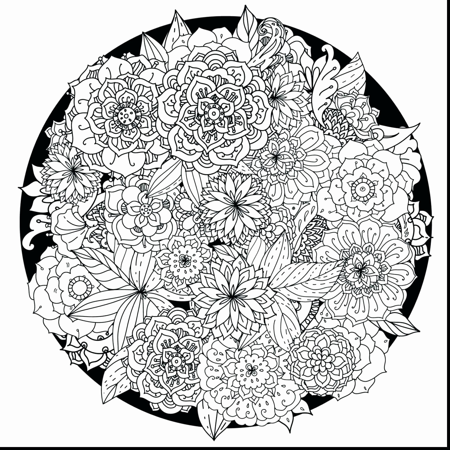 Printable Mandala Coloring Pages 28 Collection Of Mandala Coloring - Free Printable Mandala Coloring Pages For Adults