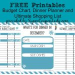 Printable ~ Page 197 Of 227 ~ Charts Collection   Budgeting Charts Free Printable