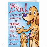 Printable ~ Page 81 Of 126 ~ Birthday Design Collections   Free Printable Funny Birthday Cards For Dad