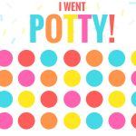 Printable Potty Training Chart   Bitz & Giggles   Free Printable Potty Charts